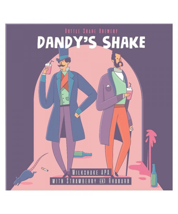 BOTTLESHARE Dandy's Shake