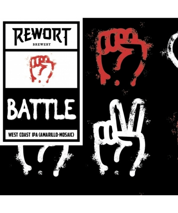 REWORT Battle