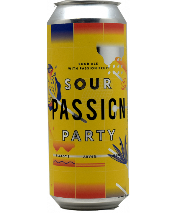STAMM BREWING Sour Passion Party