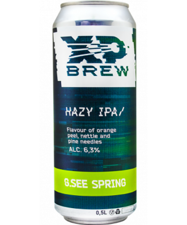 XP BREW G.see Spring